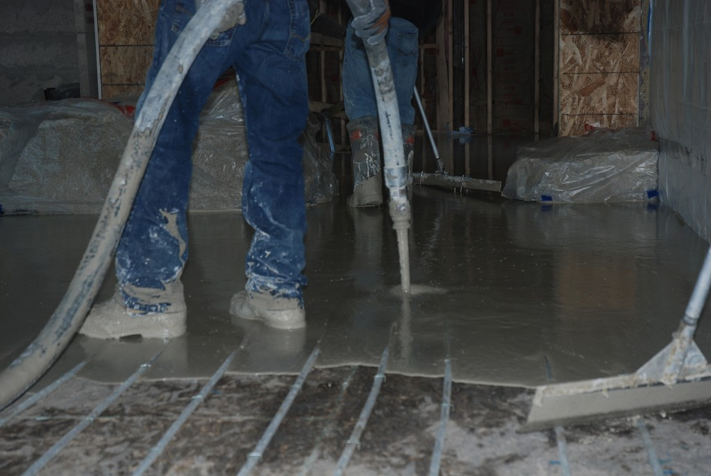 Gypsum Concrete Flooring : Gypsum concrete orr inc