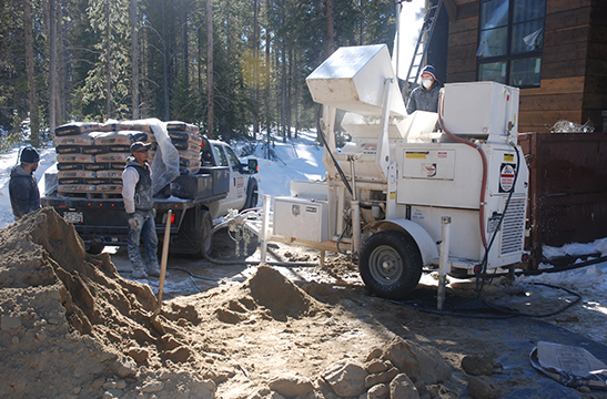 Gypsum Concrete Orr Concrete Inc